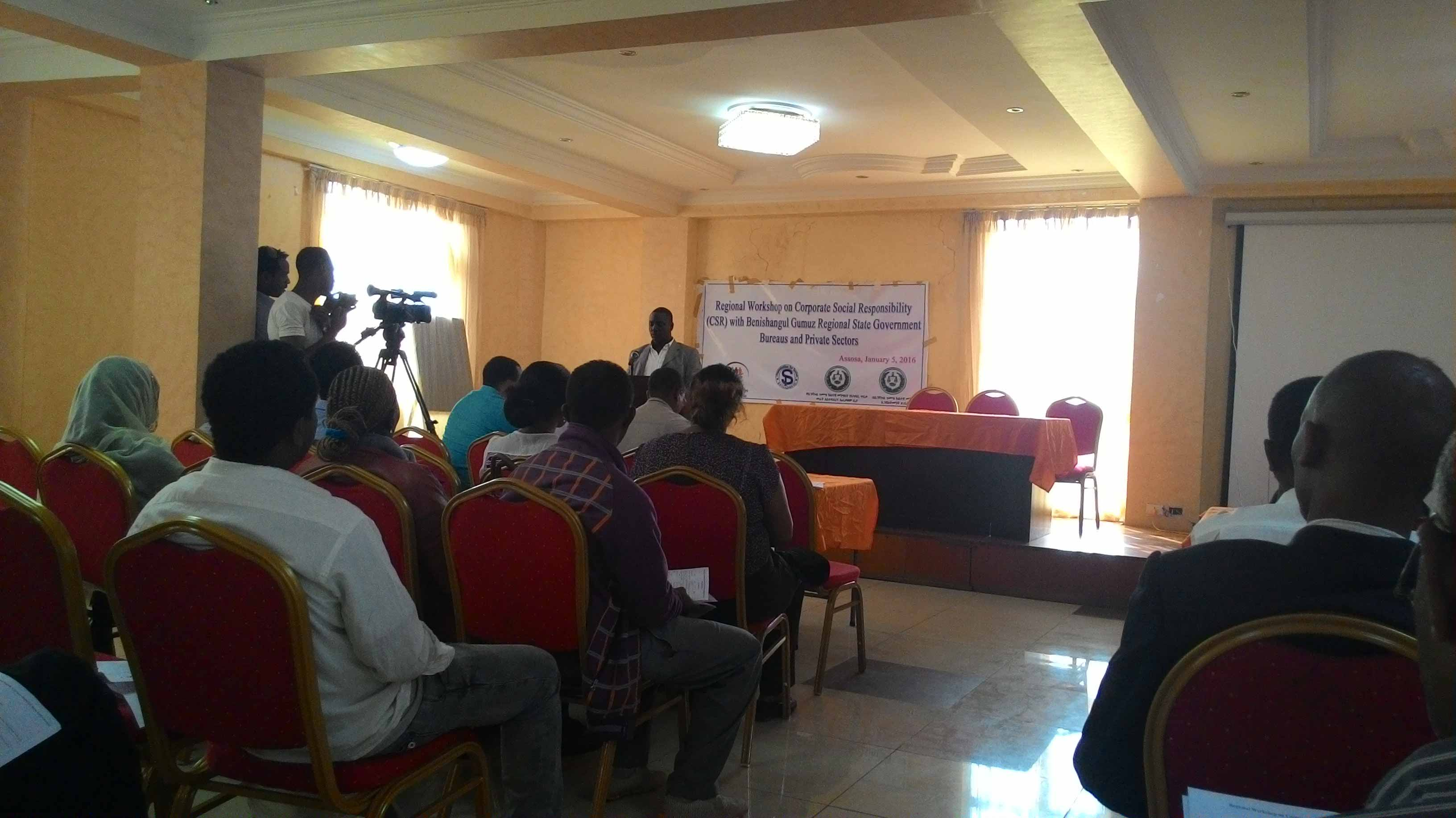 CSR-traning-in-Assosa-town-in-cssp-Project